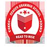 READER GRAMMAR SCHOOL Logo